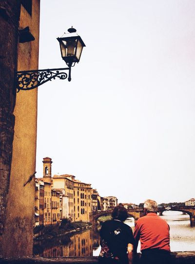 Beside you. Streetphotography Traveling Travel Hello World Love Bridge Italy History Ponte Vecchio