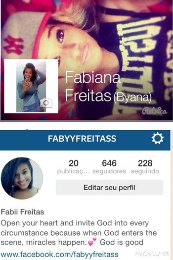 Facebook & Instagram follow me ✌️