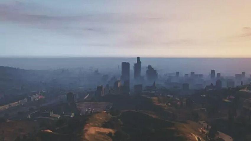 Los Santos GTA V