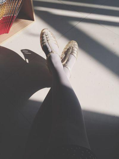 最爱的回力小凉鞋👯