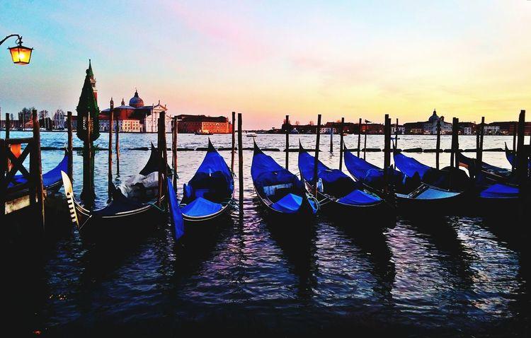 Venice Venice, Italy Gondola Gondolas