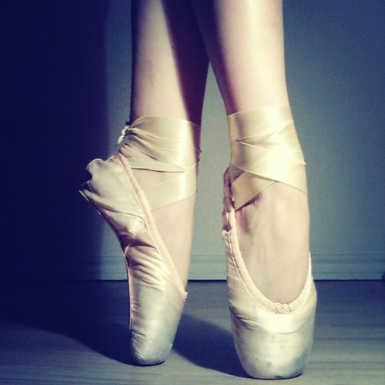 Pointe Shoes Dance Dancer My Feets