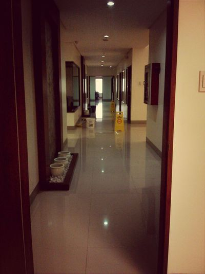 Forza Group Corporate Office Isle Hallway The Denkz Daniels