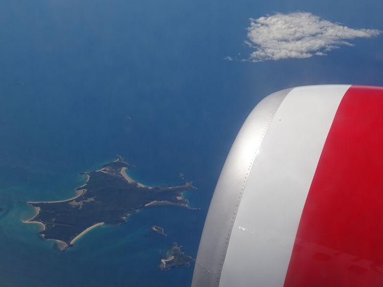Aerial View Australia Blue Blue Water Cloud Cloud Enjoy Escape Holiday Island Journey No People Plane Sky And Clouds Sky High Sun Sunshine Travel Water White Sand Whitsunday Whitsunday Islands