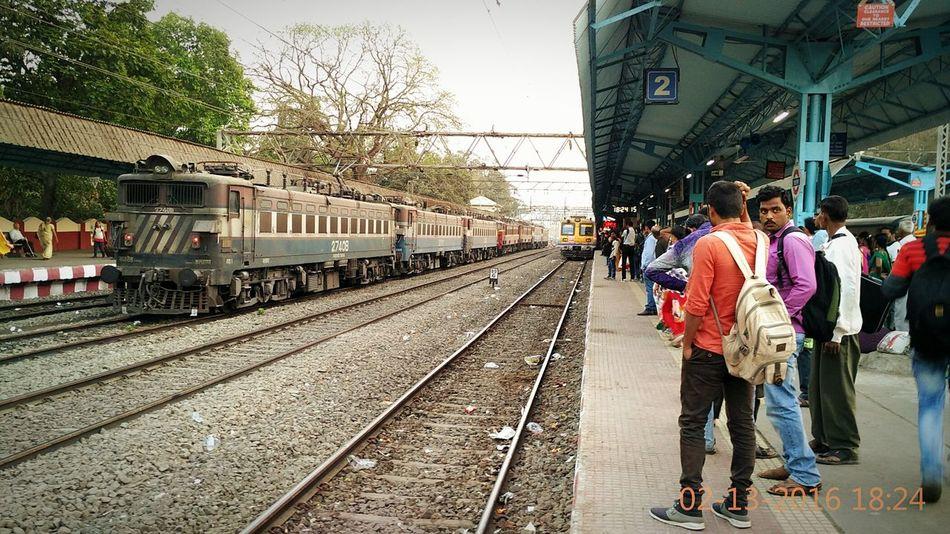 Public Transportation Indianrailways IndiaJourney Indiaphotos People Around You Peoplephotography