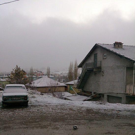 Bozkır'da kısa bir mola verdi Kar sultan. Yakupcetincom Bozkır Konya Kar snow Bozkir Bozkırdayaşam Bozkirdayasam