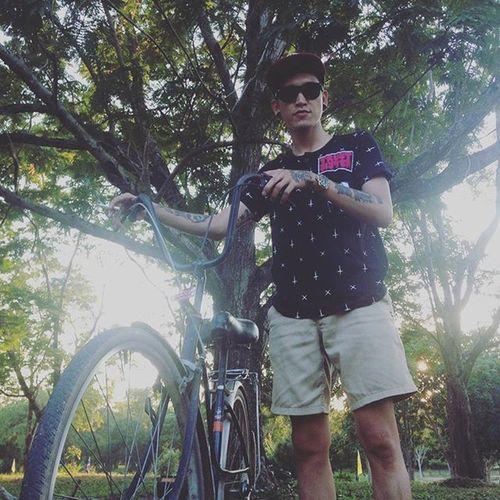 Art For Bike Bike Bikefordad วัดศรีชุม เหนื่อย เมื่อยขา