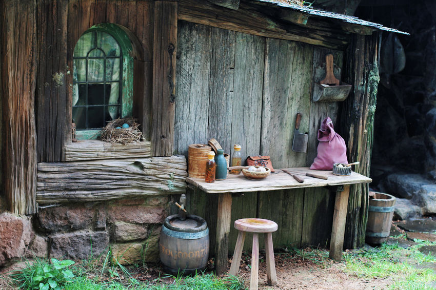 EyeEm Best Shots EyeEm Nature Lover Hobbit Hobbit House The Week On EyeEm Wood Hobbiton Table