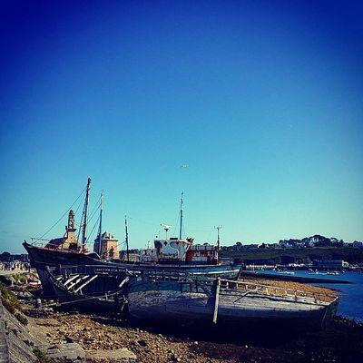 Vauban Port Cimetiere de Bateaux Bretagne BZH bretagnetourisme Finistère breizhmabro breizhintagramer