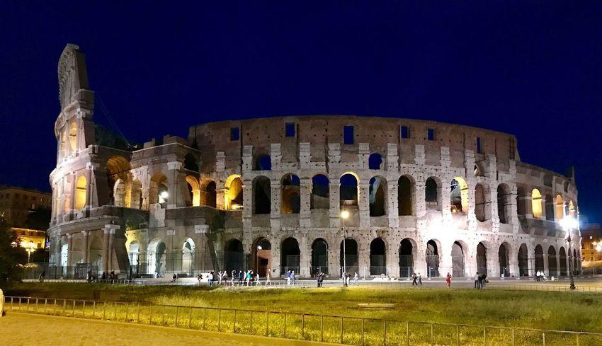 Coliseo, coloseo