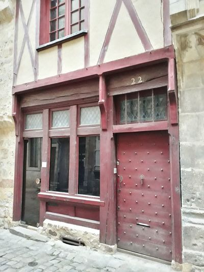 Shop Old Old Buildings French Stone House Outside Style Tradition Day Architecture Design Culture Winter Old Town Wall Low Angle View Colors Reinforced Door Safety Cosy Cold Temperature Architecture Built Structure Building Exterior No People Window Outdoors Day Close-up