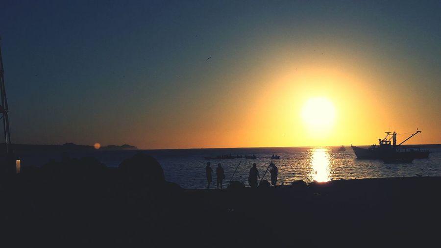 Good morning in Cabo San Lucas Empacadora