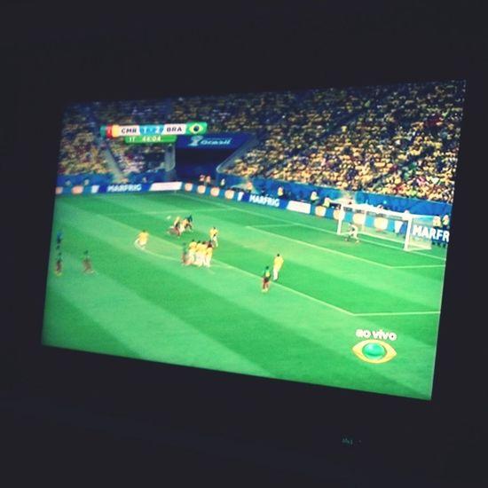 Não da pra dormir! Brazil 2014 World Cup Brazil Soccer