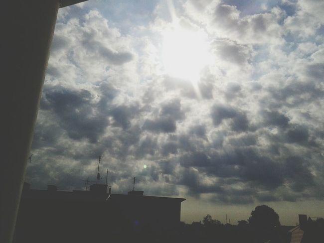 Morning sky Hello World Cloud And Sky