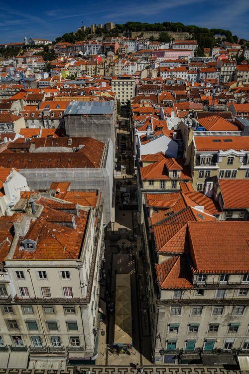 Lisbon Lisboa Lissabon, Portugal Travel Travelphotography Outdoors No People Day Nature Sky Cityscape The Traveler - 2018 EyeEm Awards