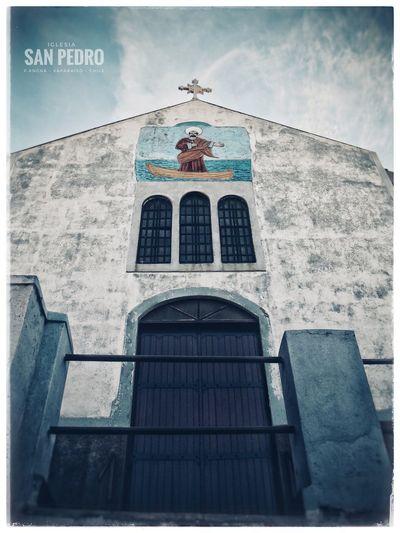 Iglesia San Pedro. Playa Ancha, Valparaíso, Chile. Iglesia Architecture Spirituality