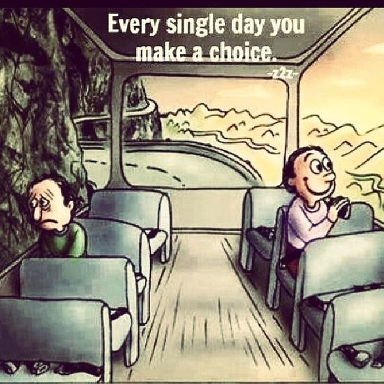 So which ur choice ? :p Happy Positive Stayhealthy JustDoIt Don 'tregret LoveLife ♥