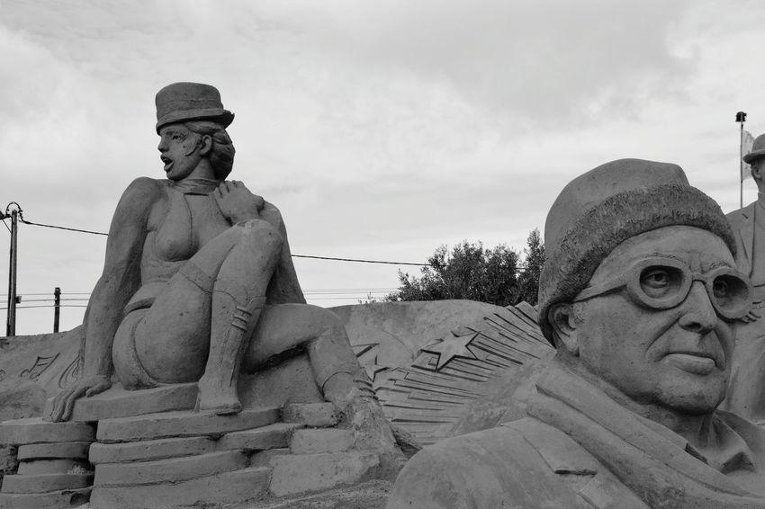 Statue Sculpture Sand Sculpture Park Sand Sculpture Sand Sand Sculptures Statue