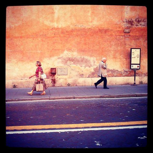 Roma, corso rinascimento Streetphotography Rome People Urban