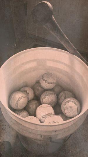 Ball Is Life Slugger Baseball American Pass Time Buckets Enjoying Life Todays Homeruns Dont Win Tomorrows Games. -the Babe
