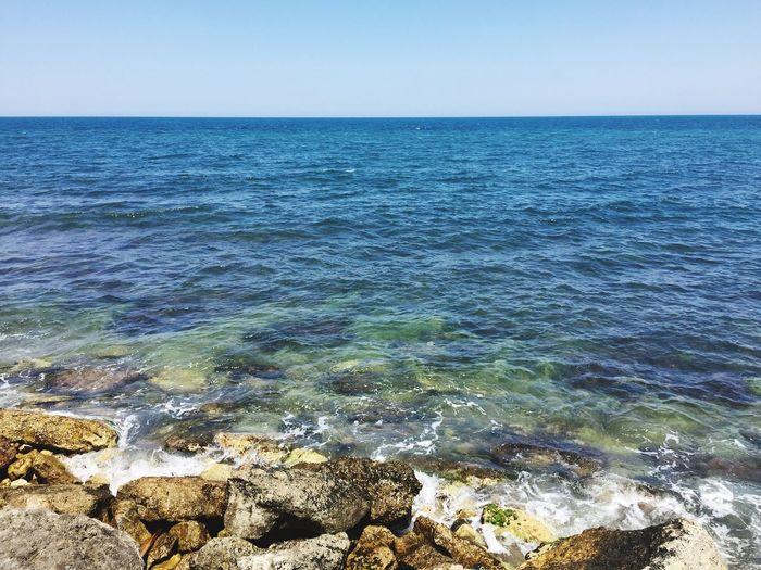 Profumo di Mare Sea Water Nature Horizon Over Water
