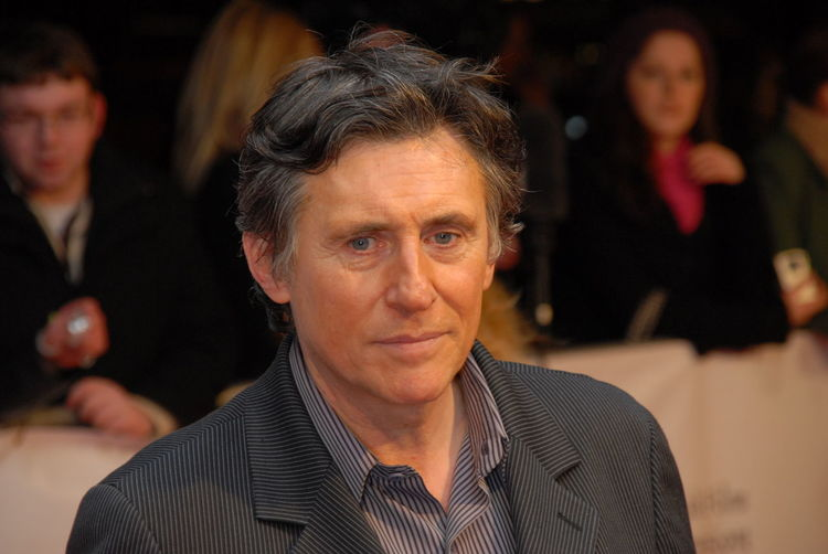 Casual Clothing Celebrity Close-up Dublin Focus On Foreground Gabriel Byrne Headshot Leisure Activity Lifestyles Portrait