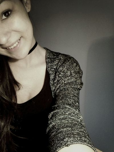 Selfie Polishgirl Pale Smile