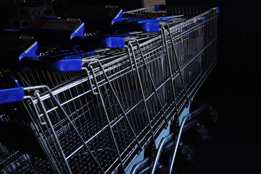 Mart Market Cart Shopping Mall