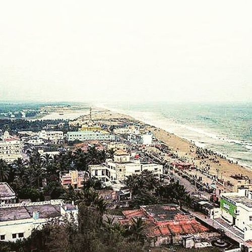 Aerial Aerialshot Sea Beach Horizon Takenfromabove Another one from my Archives . A Birdseyeview of Gopalpur beach in Odisha , clicked from a Vantagepoint Amateurphoto Polaroid Amateurphotographer  Camerateur Desi_diaries Indiatravelgram Bayofbengal Odishagram Odi_igers Ig_india Ig_odisha Sobhubaneswar Everydayodisha Indianphotographersclub india_clicks