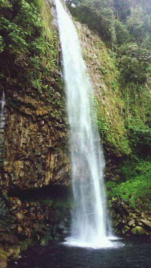 West Sumatera Waterfall Nature First Eyeem Photo