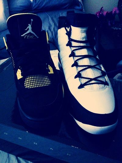 Thunder And 9's