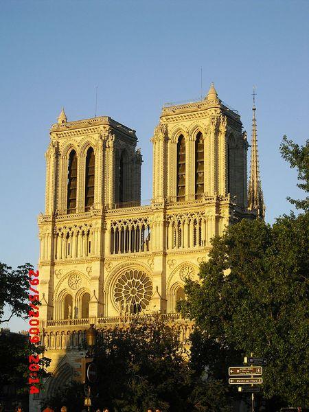 Cathedrale Notre Dame de Paris Hello World Relaxing Hi! Enjoying Life Monumenti_storici Palazzistorici, The Week On Eyem First Eyeem Photo
