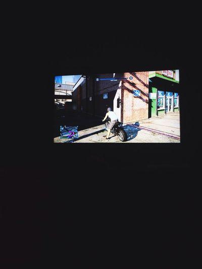 Enjoying Life GTA V