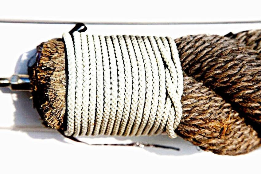 Rope Boats Nautical Nautical Theme Yaught Harbourside Harbour Texture Detail Close-up White Boat Sea Boatinglife Sunmertime