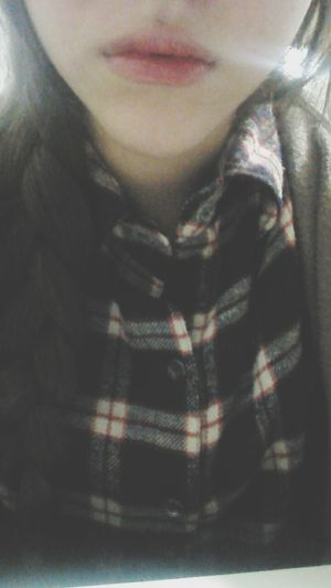 Pale Girl Pale Lips