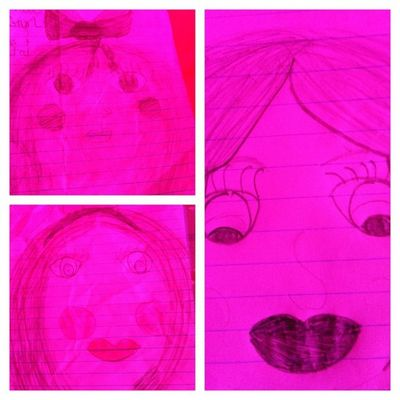 Instapicframes Piccells Colorsplurge Instasplash I'm not good at drawing, I tried my best! :)