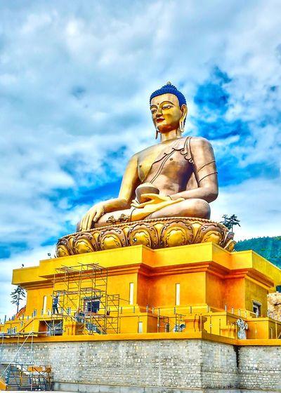 Justclick Kaushalgokarankar'sphotography Travel Photography Bhutan EyEmNewHere Outdoors Let's Go. Together.