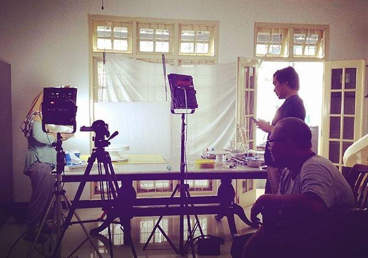 READY Oyikk Partofjob Shooting Instadaily Work Production