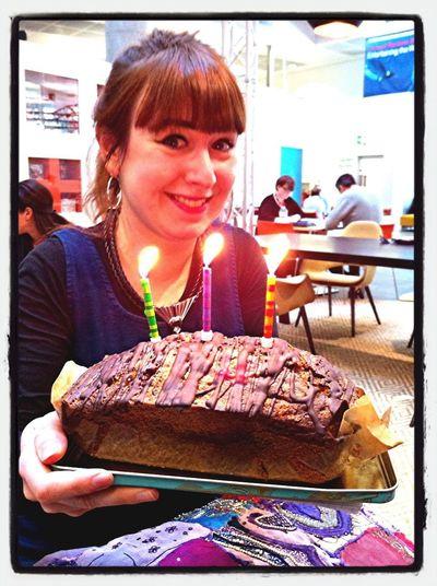 Natalie's birthday cake