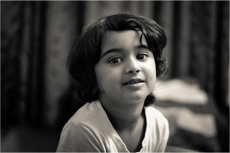 PORTRAIT Child Headshot First Eyeem Photo