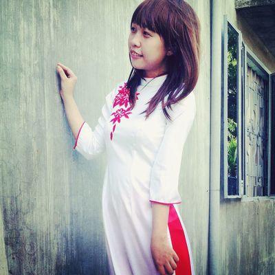 """Ao dai"" from Vietnam Girl Model Beauty First Eyeem Photo"