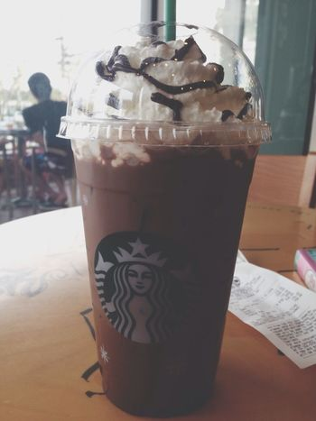 Just another lonely day at Starbucks :/ Starbucks Coffee Drinking Goodday
