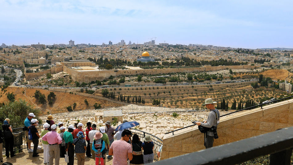 Al Aqsa Dome Of The Rock Palestine Ancient Civilization Architecture Building Exterior Built Structure Day History Israel Jerusalem Large Group Of People Men Nature Old Ruin Outdoors People Real People Sky Travel Destinations Women An Eye For Travel