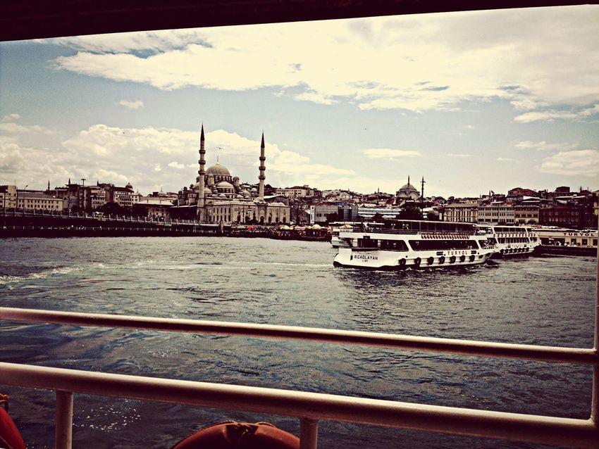Istanbul - Bosphorus Bogazturu Geziyorum Hayat♡