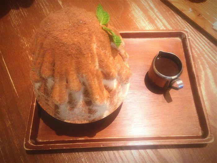 Bingsu Chocolate ☺🍧