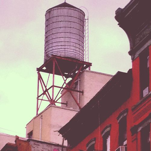 Water Tower China Town NYC LIFE ♥