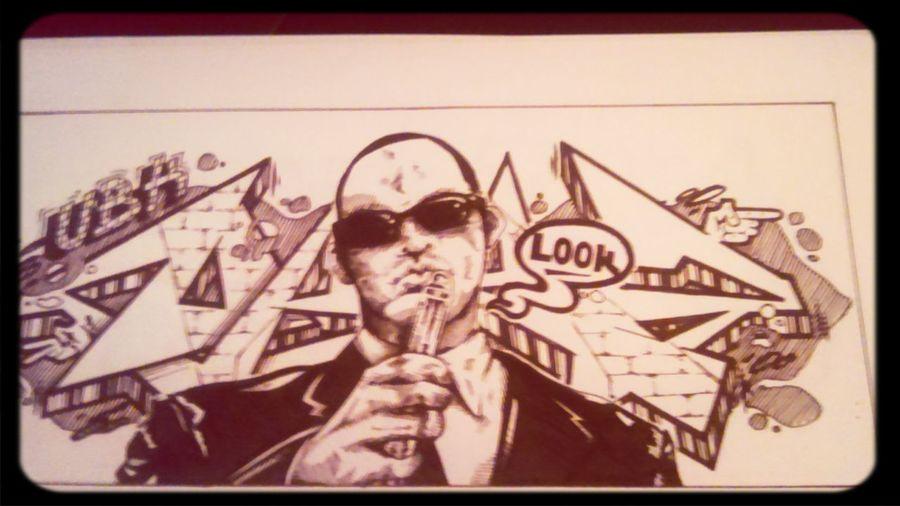 Notes From The Underground UBK Cobra Meninblack