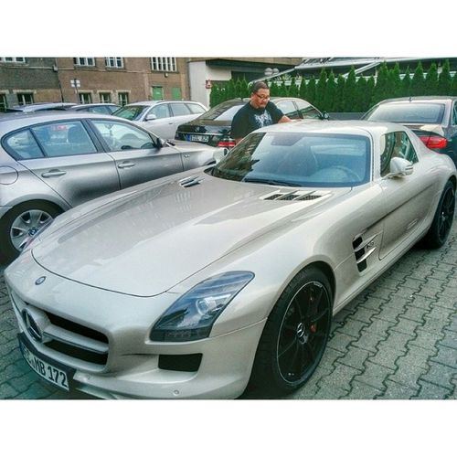 The rental... Yolo AMG SLS63 Andrography Random Travel Berlin InstaBruDroid