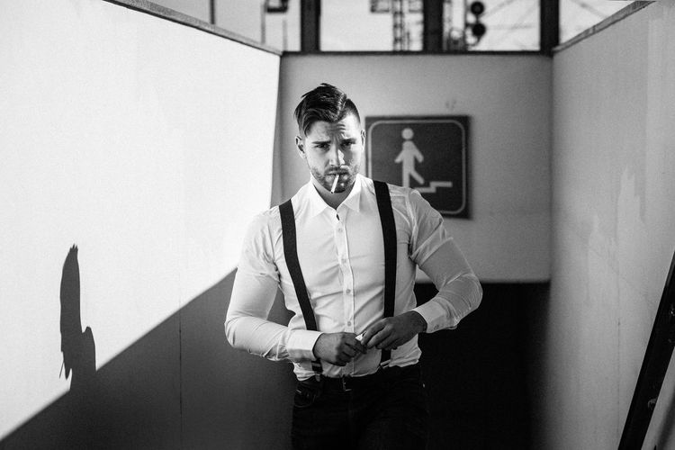 italy Black And White Photography Blackandwhite Blackandwhite Photography Boyfriend Braces Brown Brown Eyes Caucasian Italian Boy  Italian Man Italian Man In Moscow Italian Style Italy Man Sexyboy Shirt And Braces Shirt And Tie Redefining Menswear Redefining Menswear