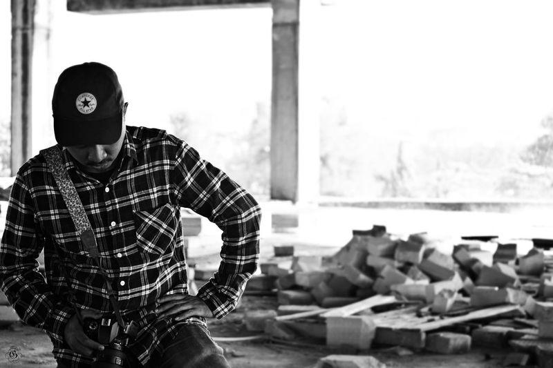 Taking Photos Blackandwhite EyeEm Gallery EyeEm Indonesia Nikonphotography GilPhotograph Ambon Man // Mr. Lois